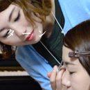 美容プロからメイクアップ&接客を学び実践してみた